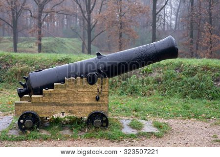 Battleground Of The Fort De Roovere At Bergen Op Zoom, Netherlands