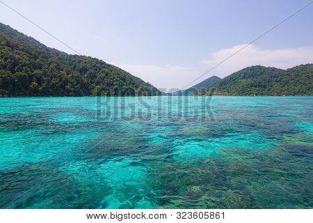 Travel Thailand - Surin Islands As A Tourist Destination Featured In The Beauty Under The Sea.  The