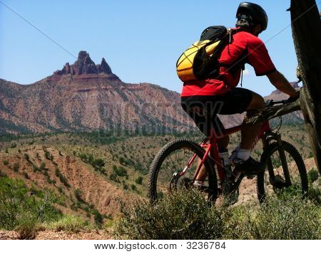 MTN Bike Wüste west