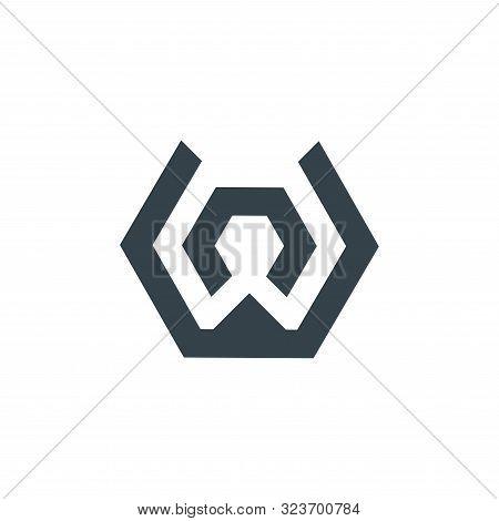Labyrinth Concept Logotype Template Design. Business Logo Icon Shape. Labyrinth Logo Illustration
