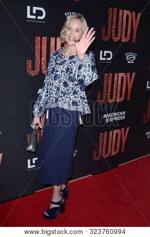 LOS ANGELES - SEP 19:  Sharon Stone at the