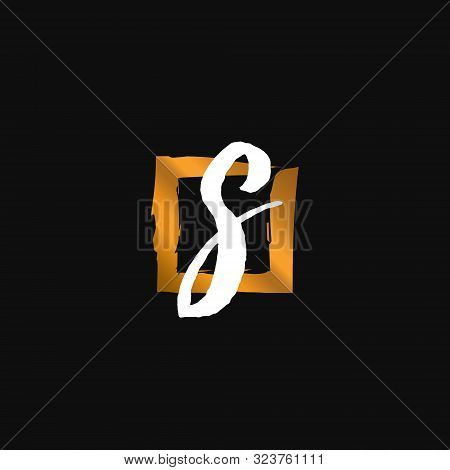 S. S Monogram Logo. S Letter Logo Design Vector Illustration Template. S Logo Vector. Creative Lette