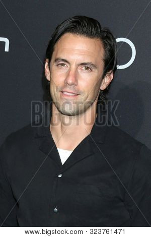 LOS ANGELES - SEP 19:  Milo Ventimiglia at the Audi Celebrates The 71st Emmys at the Sunset Towers on September 19, 2019 in West Hollywood, CA