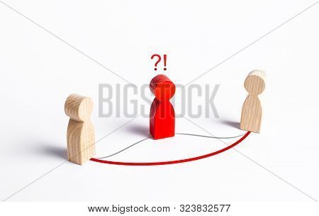 Two People Bypass The Intermediary. Negotiations Without Expensive Mediator Services. Buying Selling