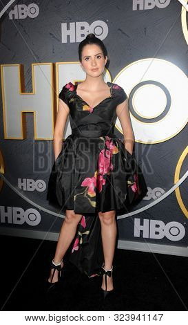 Laura Marano at the HBO's Official 2019 Emmy After Party held at the Pacific Design Center in West Hollywood, USA on September 22, 2019.