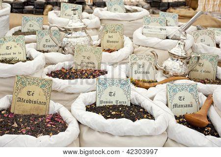 Tea And Tea Bags