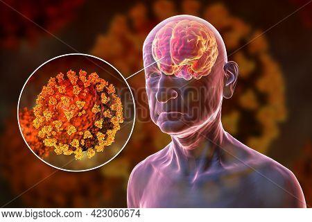 Covid-19 And Dementia