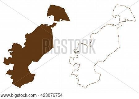 Ostholstein District (federal Republic Of Germany, Rural District, Free State Of Schleswig-holstein,