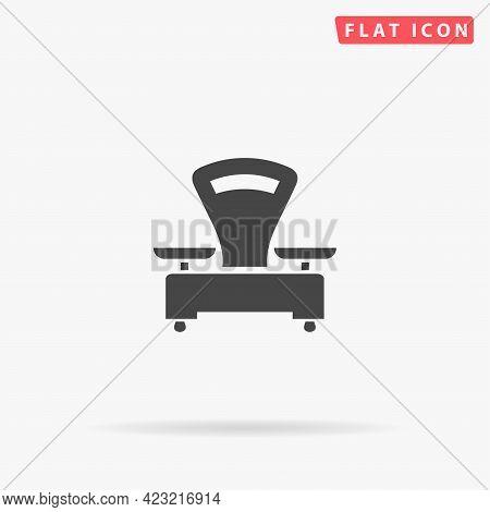 Balance Flat Vector Icon. Hand Drawn Style Design Illustrations.
