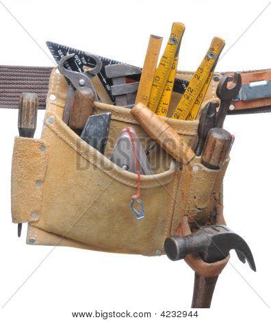 Gefüllte Tool Belt
