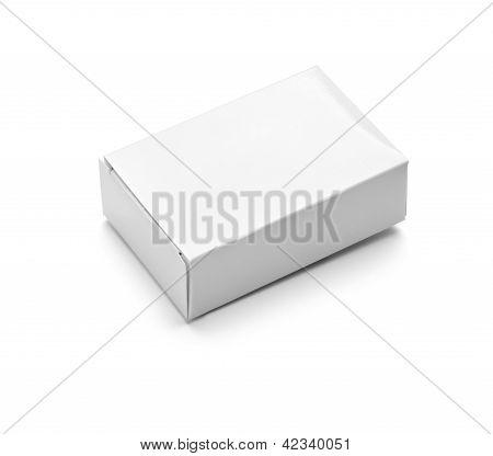 Soap White Box Container Hygiene Bathroom