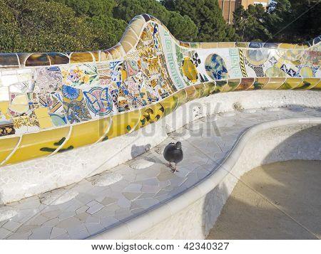 Gaudi seat
