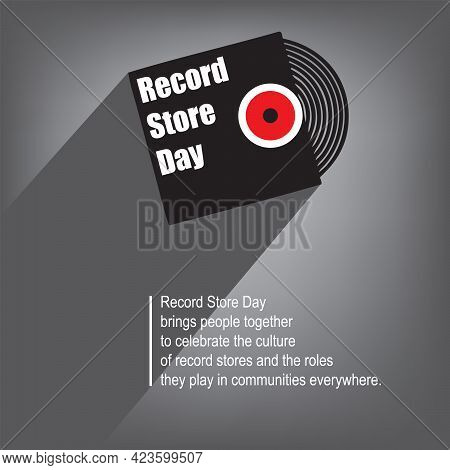 Record Store Day Is Celebrated In June And Is Dedicated To Music Lovers.
