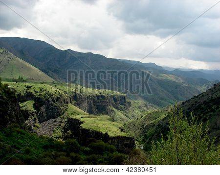 Fantastic mountaines