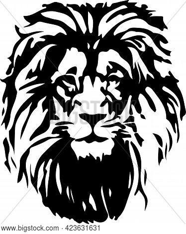 Tiger Vector On White Background , Wildcat, Wildlife, Zoo