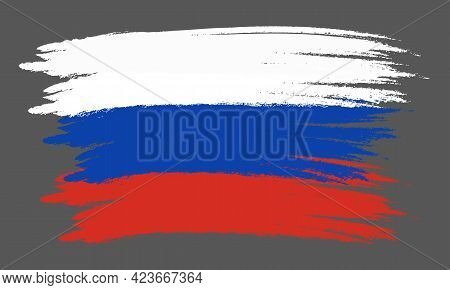 National flag of Russia or Russian, Russia or Russian flag in standard proportion color mode RGB. Russia or Russian flag. Russia or Russian flag icon, Russia or Russian flag, Russia or Russian flag image, Russia or Russian vector image, Russia or Russian