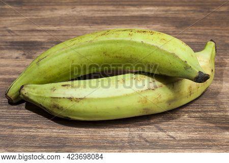 Musa Paradisiaca- Green Banana A Natural Superfood
