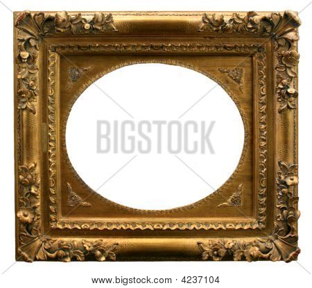 Golden Art Frame