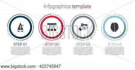 Set Metronome With Pendulum, Pendulum, Solution To The Problem And Bipolar Disorder. Business Infogr
