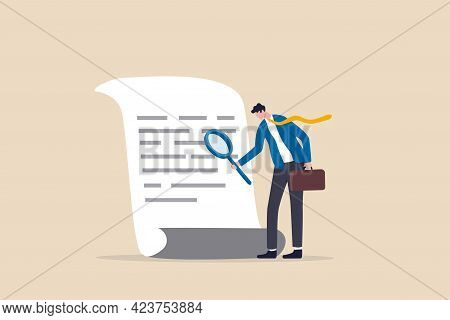 Document Checking, Agreement Or Contract Validation, Financial Or Budget Analysis, Search For Docume