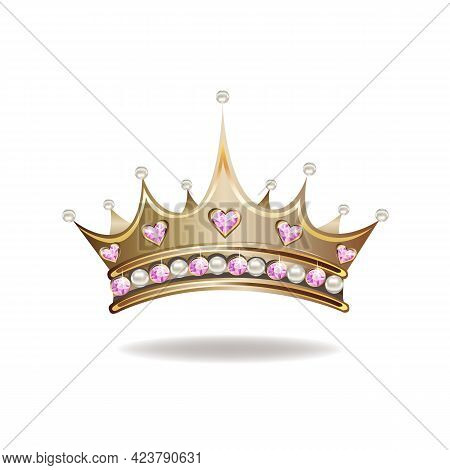 Golden Princess Crown
