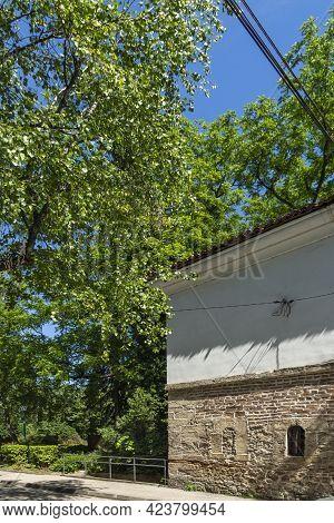 Vidin, Bulgaria - May 23, 2021: Old Ottoman Post Office In Town Of Vidin, Bulgaria