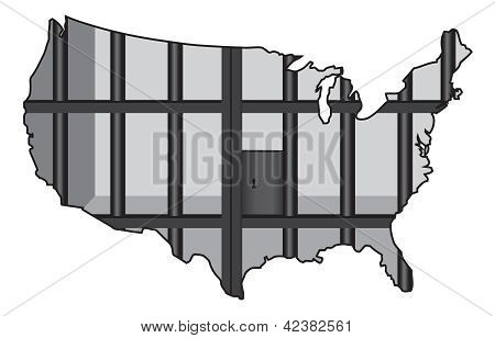 Usa - The Prison Capital Of The World
