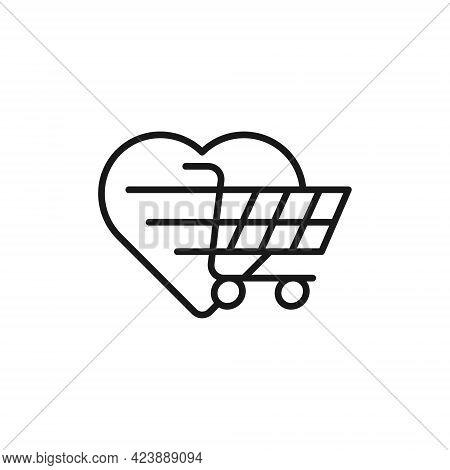 Shopping Wish List icon. Wish List icon. Wish List vector. Wishlist icon. Shopping Wish List icon vector. Shopping icon. Wish List symbol. Wish List sign. Shopping Wish List vector icon design for website, icon, logo, sign, symbol, app UI