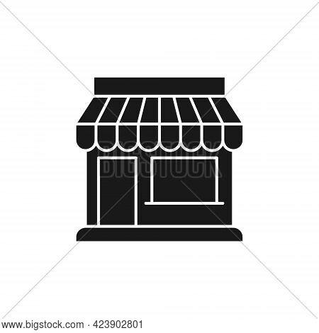 Shopping Store icon. Store icon. Shopping Store vector. Store icon. Store vector. Store icon vector. Online Store icon. Store icon logo template. Store symbol. Store sign. Shopping Store vector icon design for web icon, logo, sign, symbol, app