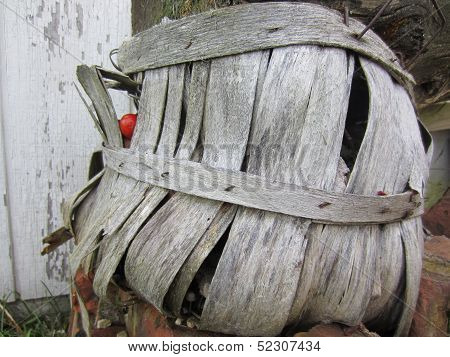 Well Used Garden Basket
