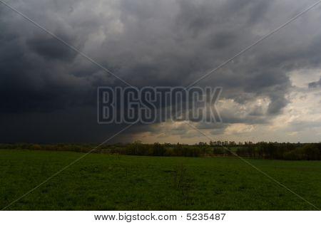 Storm Sky (before Thunder)