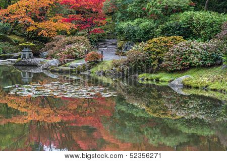 Reflections Autumn Colors