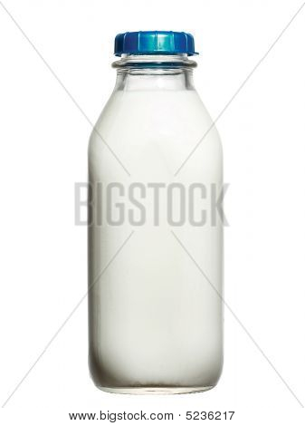 A Jar Of Milk