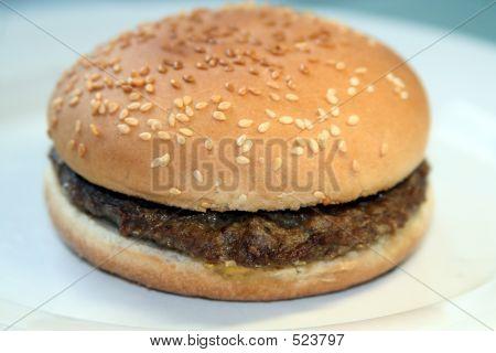 Einfache Burger