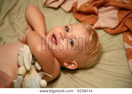 Baby Crossing Arms