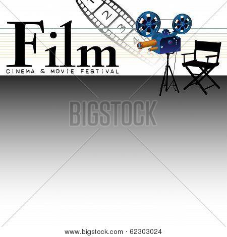 Cinema and movie festival