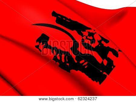 Flag Of Afghanistan Liberation Organization