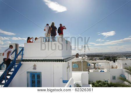 El Annabi Terrace View