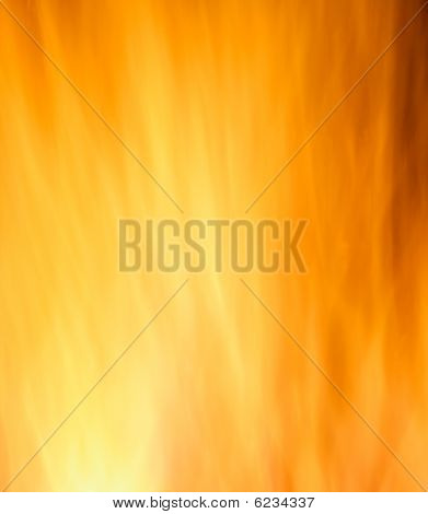 Background Texture Of Flames In Motion