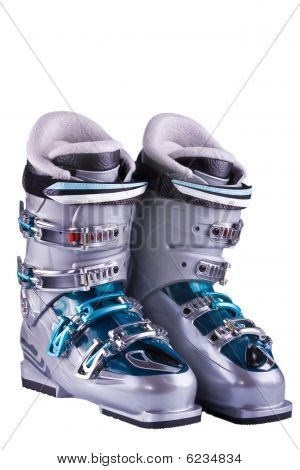 Mountain-skiing Boots