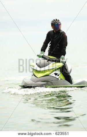 Jet Ski Rider