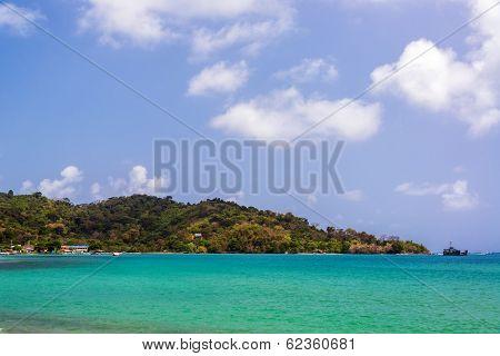 Sapzurro Seascape