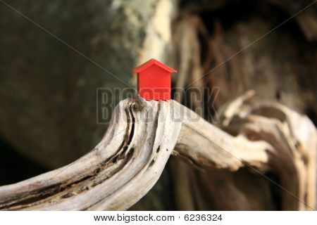Environmentally friendly housing.