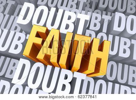 Faith Amidst Doubt