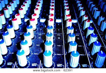 Blue Sound Board