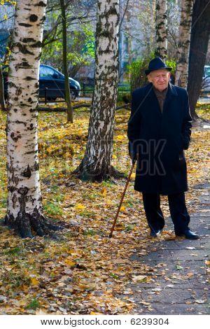 Elegant Old Man