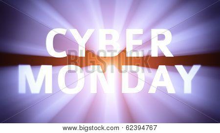 Illuminated Cyber Monday
