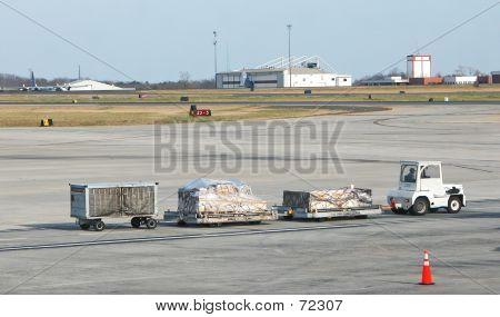 Luggage Truck