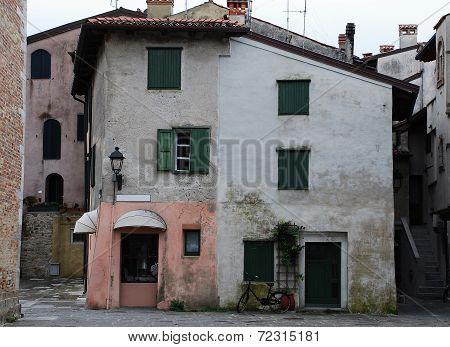 Buildings In Grado