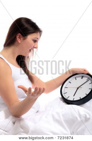 Whining About Wake Up Times